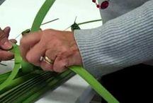 плетение из пальмы