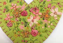Embroidery Courses and Workshops at The Gilliangladrag Fluff-a-torium