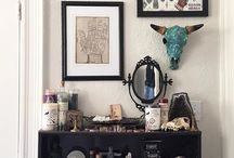 Witchy decor