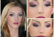 "make-up by Nadrah Mehmedovic / <a data-pin-do=""buttonFollow"" href=""http://www.pinterest.com/pinterest/"">Pinterest</a> <!-- Please call pinit.js only once per page --> <script type=""text/javascript"" async src=""//assets.pinterest.com/js/pinit.js""></script>"