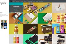 Themes Design Inspiration / Collect beautiful showcase of Themes Web agencies and freelancers around the World