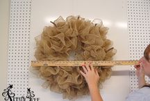Wreaths / by Amy Reaser