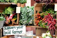 Recipes and Preparations / What to do with the Fruits, vegetables, specialty meats, honey, mushrooms, garlic, preserves, eggs and other items purchased at the Lions Farmers Market