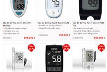 Máy đo đường huyết Nhập khẩu chính hãng kiểm soát bệnh đái tháo đường / Máy đo đường huyết là thiết bị y tế chăm sóc sức khỏe tại nhà giúp người bệnh tiểu đường ( đái tháo đường). Hiểu biết về bệnh tiểu đường và thường xuyên sử dụng máy đo đường huyết thường xuyên tại nhà là biện pháp quan trọng và cần thiết để bệnh nhân tiểu đường tự theo dõi, kiểm soát tốt đường huyết , ngăn ngừa những biến chứng nguy hiểm của bệnh.