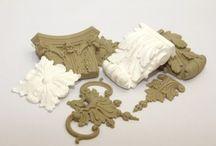 ПЛАСТИВУД / Изящные полимерные накладки для интерьеров и мебели