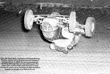 Vintage Track Action