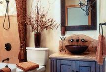 DECOR--Bathroom / by Mary Phillips Brazier