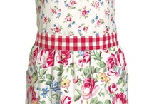 Aprons and sewing