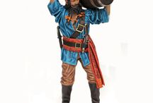 Pirate Theme Statues / nautical and tropical outdoor or indoor décor! Incredibly life like statues perfect for your pirate party.