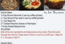 Banting Recipes