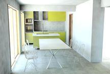 Cocinas / Diseño y ejecución mobiliarios cocina, Rancagua MDF, Granito, Silestone