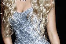 prachtige kleur haar