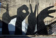Street Art / by Amanda Jones