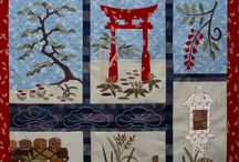Quilting - Asian Theme