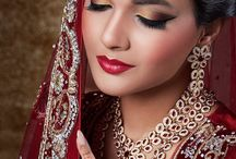 Beautiful Indian Brides & Weddings / Love shooting indian weddings, so colorful and so much detail!