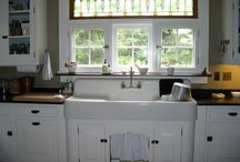 Kitchen ReDo / Recently, Roger and I purchased a house in town that we are slowly renovating. We use pinterest to help us organize our ideas, most notably here, where we are compiling kitchen ideas.  / by Jo Kramer