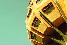 modern architecture / by Maria P.