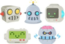 android tryouts / possible failed google concepts for the android mascot