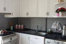 Kolay Mutfak Yenileme Fikirleri