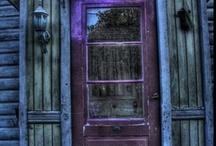 SHUT THE DOOR / Doors you want to open