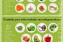Ensaladas saludables