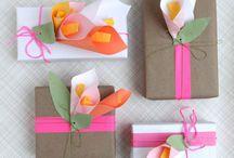 10 nuevas ideas originales para envolver regalos