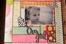 Scrapbook ideas / by Teri Jones Boat