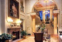 Beautiful rooms.
