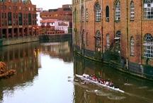 Rowing Bucket List