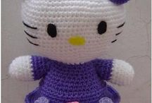 Projects - Amigarumi / Crochet puppets & amigarumi