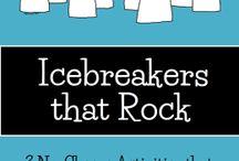 Ice breakers that rock