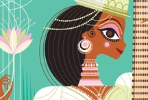Paintings - Indian Sanjay Patel
