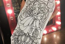 Fo Def Tattoos