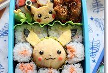 Cute Japanese Bento Lunch Box