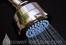 Inexpensive Shower Filters / Get the most out of your shower for the least out of pocket with our economy shower filters. Get the most bang out of your buck.  / by ShowerFilterStore.com