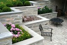 Walkout-patio