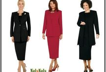 skirt suits