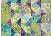 Quilt inspiration / by Cindy Malone