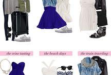 tips y outfits para viajar