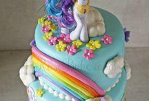 Tortas my little pony