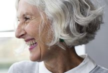 Inspiring Older Women / Older Women who Inspire me.