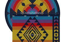 wayuu - mochila  patterns