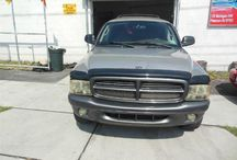 Used 2002 Dodge Durango for Sale ($3,399) at Paterson, NJ / Make:  Dodge, Model:  Durango, Year:  2002, Body Style:  Tractor, Exterior Color: Silver, Interior Color: Gray, Vehicle Condition: Excellent,  Mileage:124,000 mi, Engine: 8Cylinder V8, 4.7L, Transmission: Automatic, Fuel: Gasoline Hybrid.   Contact: 973-925-5626   Car ID (56675)