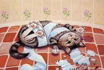 ART Cats by Gary Patterson