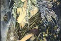 Faeries / I love faeries! / by Daisy Viktoria