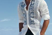 Men blouses