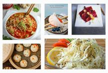 FOOD - Lunch and dinner- / Glorious food...