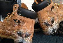 lion boots