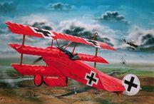 Histórico sobre Aviões!