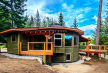 Inspirational low-energy homes / Some great examples of low energy living from around the world